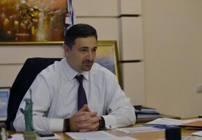 Игорь Смелянский, глава Укрпочты.