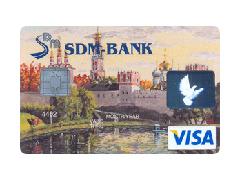 sdm-bank-visa