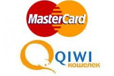 MasterCard начислит 5%-ый бонус на QIWI Кошелек
