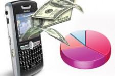 Прогнозируется рост мобильных платежей к 2015 году в три раза