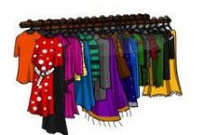 Одежда лидирует в Украине по спросу в интернет-магазинах