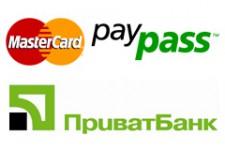 ПриватБанк внедряет бесконтактные платежи PayPass
