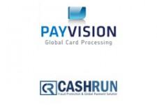 CashRun и Payvision подписали двустороннее соглашение о сотрудничестве