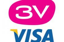3V запускает функцию мобильной оплаты 3V Visa в Нидерландах