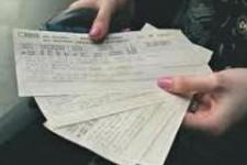 120 тысяч электронных билетов продала Приднепровская магистраль