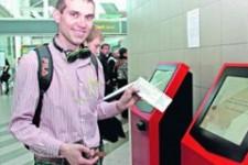 В Киеве установят терминал для печати ж/д билетов