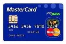 Карту PayPass можно получить весной, оформив MasterCard Standard зимой