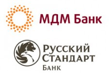 Банк Русский Стандарт и МДМ Банк объединили банкоматные сети