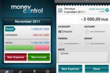 Учет семейного бюджета с помощью Money Control Pro