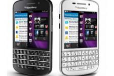 BlackBerry представил смартфоны Z10 и Q10 с поддержкой NFC