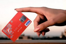 Банк Wells Fargo добавил контактные и бесконтактные чипы в кредитные карты Visa