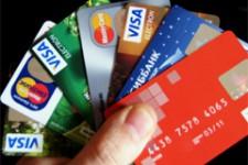 В Украине выросло количество кредитных карт