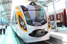 """ПриватБанк откроет продажу цифровых билетов c QR-кодом на скоростные поезда """"Интерсити+"""""""