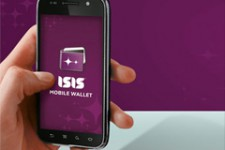 Количество загрузок мобильного кошелька Isis достигло 20 000 в день