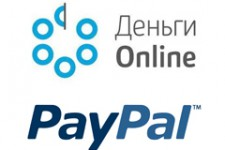 «ДеньгиOnline» стали официальным партнером платежной системы PayPal