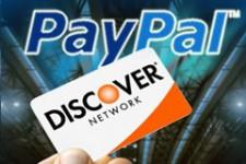 PayPal добавил сервис мобильных платежей Discover
