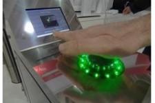 Терминалы PulseWallet осуществляют платежи по отпечатку ладони