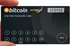 Bitcoin-биржа Mt. Gox внедряет карту-генератор одноразовых паролей для повышения безопасности