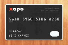 Xapo представила дебетовую Bitcoin-карту