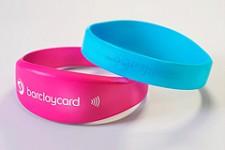 Barclaycard расширил функции своего браслета для бесконтактных платежей