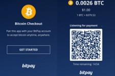 BitPay запустил мобильное приложение для Bitcoin-платежей в одно касание