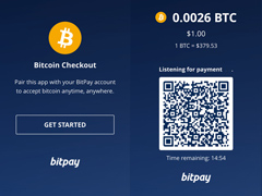bitcoin-checkout
