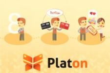 Акция от компании Platon к 8 марта