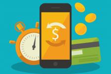 Где и почему покупатели рассчитываются смартфоном? (Инфографика)