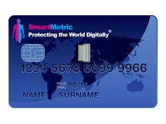 В США и Европе появится биометрическая платежная карта