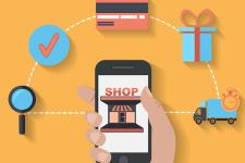Мобильные покупки в Украине и мире (инфографика)