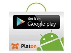 Мобильное приложение системы платон