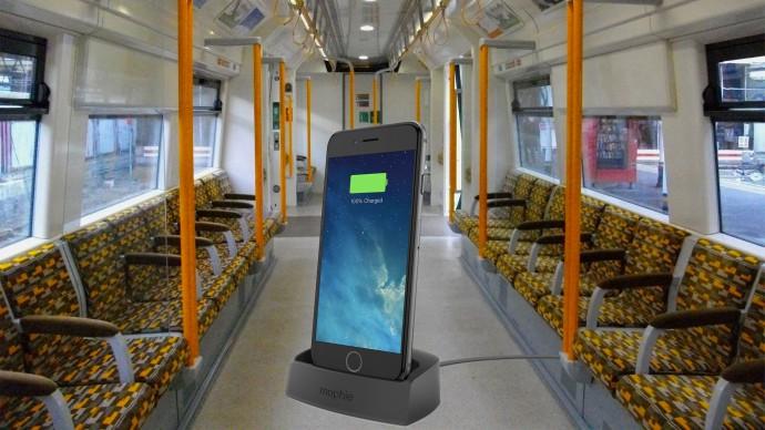 iphone-train