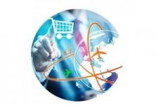 Обзор электронной коммерции в мире (инфографика)