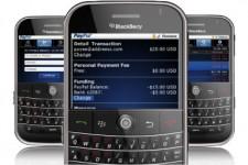 Денежные переводы в мессенджере Blackberry доступны по всему миру