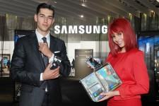 Fashion-бренд от Samsung: NFC и биометрия