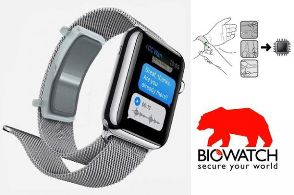 Biometric-strap-for-watch