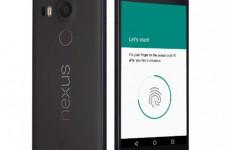 В новом смартфоне Nexus будет сканер отпечатков для Android Pay