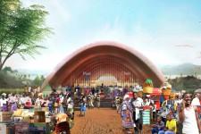В Африке построят аэропорт для дронов