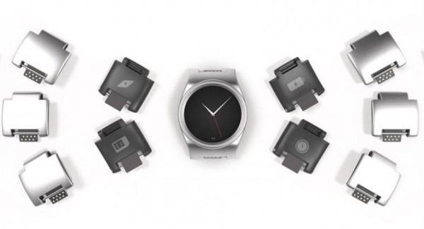 модульные смарт-часы