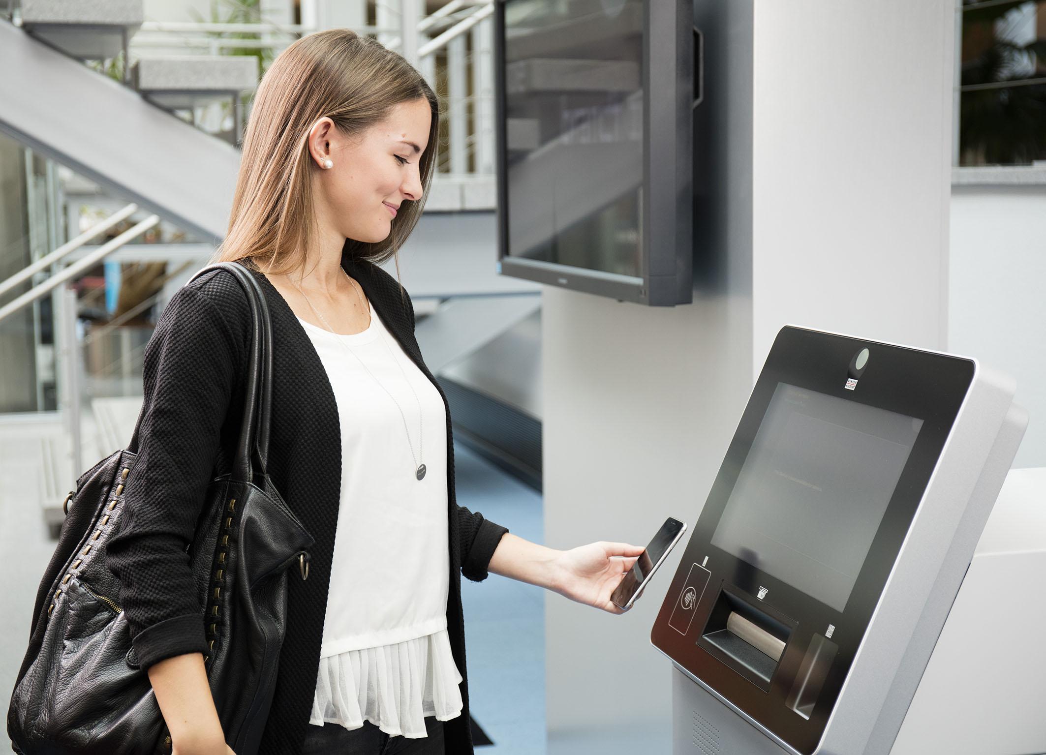 Рынок банкоматов будет расти