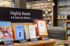 Amazon открывает традиционный книжный магазин