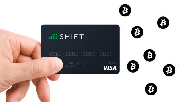 Coinbase выпустила первую дебетовую карту Bitcoin в США