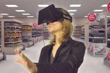 В виртуальной реальности можно будет совершать покупки