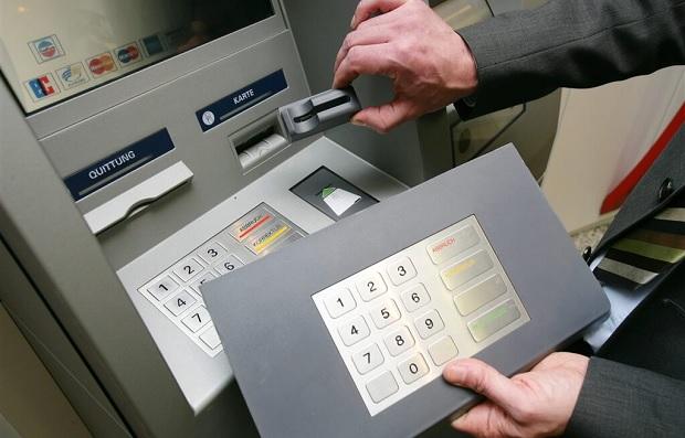 банкоматов