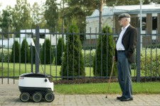 Интернет-магазины заменят курьеров роботами