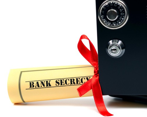 банковскую тайну