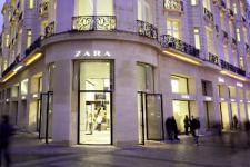 Zara присоединилась к тренду мультиканальных продаж