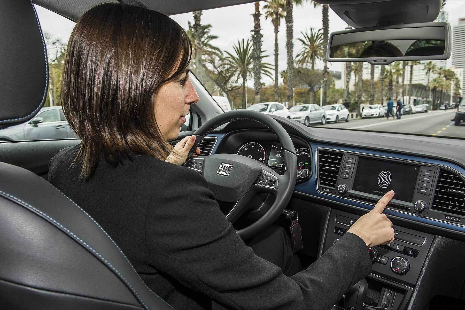 платежи в автомобиле