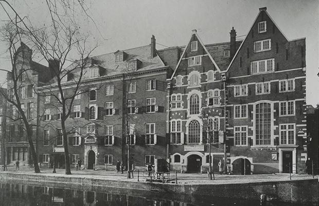 Stadsbank van Lening — Голландия, 1614 г.