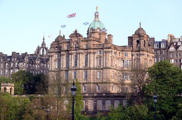 Bank of Scotland — Шотландия, 1695 г.